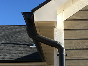 Mosier Gutters Continuous Seamless Gutters